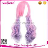 Fashion body wave cheap synthetic hair