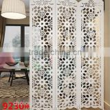 office partitions and divider , lobby screen partition with divider , restaurant divider 9230#