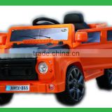A hunmer car for kids with best quality ride on car from Pinghu Lingli toys factory of China
