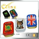 GT04003 Wholesale and export of tobacco box Tin of tobacco box of a variety of metal cigarette case small pattern                                                                                                         Supplier's Choice