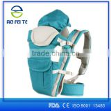 new products 2016 china aofeite breathable fashionable ergonomic baby carrier cover