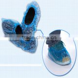 32cm*12cm 33cm*13cm 34cm*14cm 2.5g/3g/3.5g PE disposable shoe cover for household or medical usage