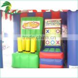 New design inflatable air castle for kids