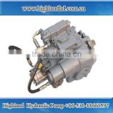 2014 new products combine harvester piston type hydraulic pump