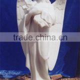 stone wall sculpture stone angel statue