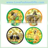Fall Baby Animals Sticker