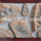 2013 artificial landscaping rocks artificial stone for decoration wall panels