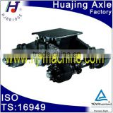 28T BPW type trailer parts bogie suspension