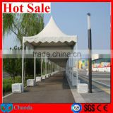 2014 hot sale CE ,SGS ,TUV cetificited aluminum alloy frame and PVC fabric tent trailer