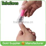 Baby safety nail clipper tools with nail clipper , scissors and nail file