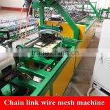 chain link fence machine Manufacturer Full Automatic Chain Link Net Fence Fencing Machine