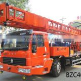 BZC400ZY truck mounted drilling rig mineral drilling, soil investigation