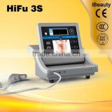 Face Lifting Hifu Ultrasonic/hifu Bags Under The Eyes Removal Beauty Machine/hifu Lifting Skin Tighten