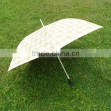 heat transfer printing auto open sun golf umbrella