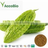 High Quality Pure Natural Balsam Pear P.E.10%Charantin