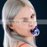 Food Grade Silicone Pacifier for Large Kids Adult Funny Pacifier