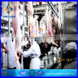 Sheep Slaughter Houses for Slaughtering Abattoir Process Line for Black Goat Slaughtehouse Machines Equipment Machinery Halal