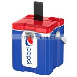 Cooler Box with Bluetooth Speaker, USB Charger, Bottle Opener, Cup Holders, Convenient Storage                                                                         Quality Choice