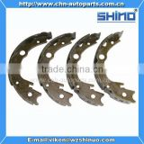 Brake system brake shoes for chery A5 auto spare parts(OEM A21-3502210)
