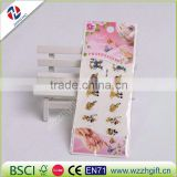 Beauty Cute Cartoon Nail Stickers Water Transfer Wraps Decals on nails Decorations Temporary Tattoos Watermark
