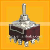 machinery rocker switch,3-way on off on momentary rocker switch