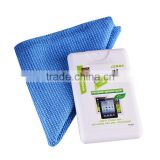 opula 2 in 1 cheap repair mobile phone, lcd screen cleaning kit with cloth + MSDS