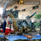 MY Dino-C079 Outdoor playground display realistic animatronic dragon statues