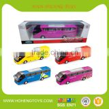 Die cast Model bus With Music & Light pull back 1 34 Scale Diecast Car