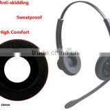 Microphone Headband Double Ear , Customer Service Headset for Call Center , Hot Telephone Earphone