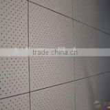 Laser Cut Indoor Decorative Aluminium Perforated Metal Panels