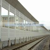 alibaba Hot sale Hot dipped galvanized sheet blue color Sound Barrier /highway sound screen