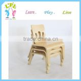 2016 LPL brand Factory hot offer high-end Bentwood home school use kids chair