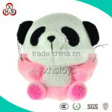 Super Soft Cheap Cute Stuffed Panda Finger Puppet Toy