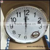 Factory Wholesale Wall Clock with a video camera WiFi wall clock hidden camera