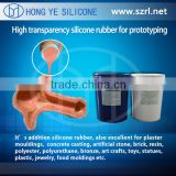 RTV silicone for making polystone statue mold ,mould making silicone rubber