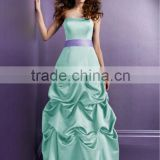 LL023 Long Beautiful Bridesmaid Dress 2013