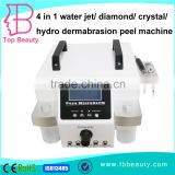 2016 newest super crystal skin care spray water aqua dermabrasion peeling deep clean machine