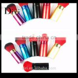 Colorful professional foundation body powder brushes