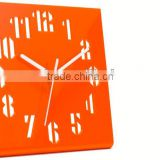 hot sale digital electric shock alarm clock