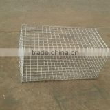 Galvanized rock welded gabion stone welded gabion retaining wall