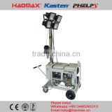 HAOMAX HM6000LHE Mobile diesel generator light tower