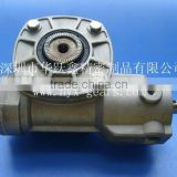 Phase adjustment harmonic drive reducer gear box