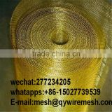 2017 hot sale Red copper wire mesh/brass wire mesh/Phosphor bronze wire mesh ( 15 years factory, competitive price )