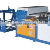auto duct line production equipment for HVAC, Duct pipe making machine