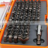 100pcs screwdrivers set Slotted And Phillips screw driver star torx computer bits set
