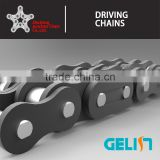 industrial technical short pitch roller chain in chain sprockets