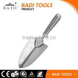 BADI hot sale stainless steel agricultural and garden mini shovel with scale on the head