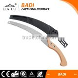 One-stop garden supplier factory curved blade pruning wood cutting saws portable