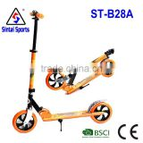 200MM PU wheels New electro scooter