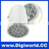 Outdoor 18w LED Track Spot Light for Gallery / Library / Mall
